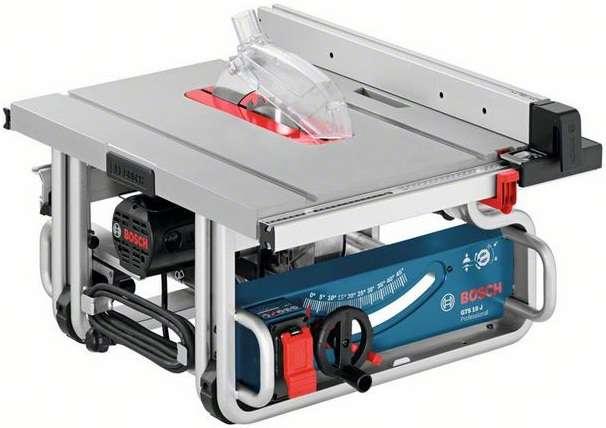 Bosch GTS 10 J Professional Stolní kotoučová pila