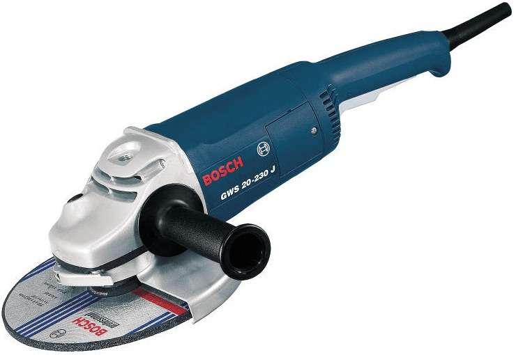 Úhlová bruska Bosch GWS 20-230 JH Professional, 230mm, 2000W (0601850M03) Bosch PROFI