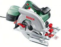 Kotoučová pila Bosch PKS 66 A - 1600W, 190mm, 5.4kg, mafl