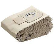 Papírové filtrační sáčky, 2.vrstvé, 10ks, pro Kärcher NT 14/1