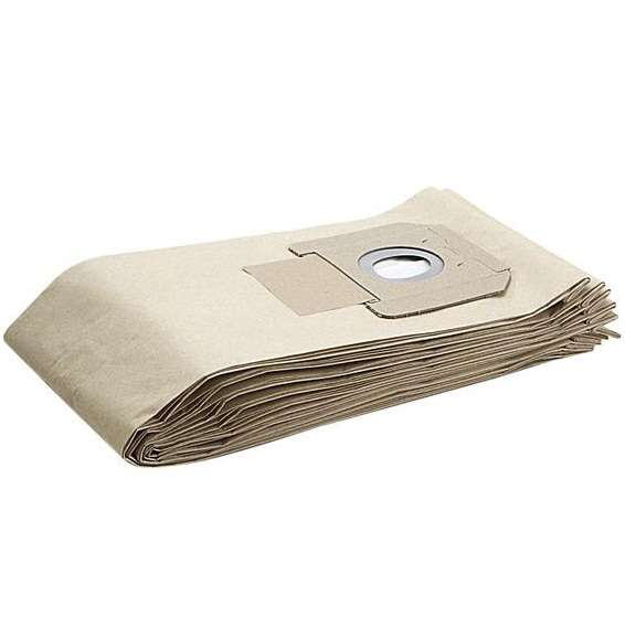 Papírové filtrační sáčky Kärcher do NT 45/1 Tact, Tact Te, Ec, M, NT 55/1 Tact, Te, NT 611 Eco K, Mwf - 5ks