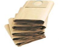Papírové filtrační sáčky Kärcher K 221 pro SE 4001/2, WD 3 / 3.200 až WD 3.500 P, MV 3, MV 3 P - 5ks