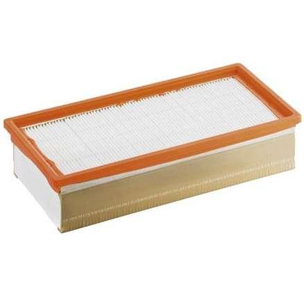 Plochý HEPA filtr (třída prachu H) Kärcher pro vysavače NT 65/2 a NT 75/2