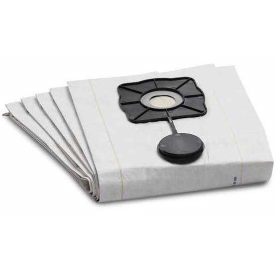 Speciální filtrační sáček Kärcher pro vysávání mokrých nečistot, třída prachu L - 5 ks