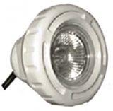 Bazénové LED světlo HANSCRAFT LED18 Super multicolor, pro všechny typy bazénů, 84 000mCD, 12V, 2x0.75mm2, kabel 2.5m, ⌀ 100mm, UV filtr, 1.9kg (309023)