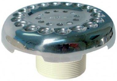 """Bazénové sání 2""""x50mm nerez MTS - příslušenství pro MTS, nerez 0.21kg (308095) Hanscraft"""