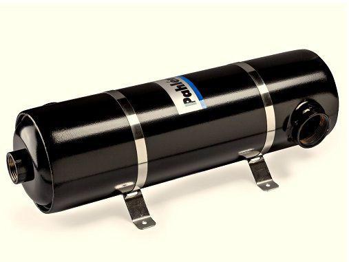 Tepelný výměník PAHLÉN Maxi-FLO 60 kW - MF 200 - celonerezový, pro ohřev vody v bazénu a vířivce, 4.8kg (301341) Hanscraft