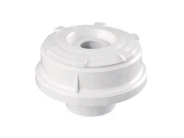 Tryska bazénová Kripsol pro beton 50/40mm, bílý plast, 0.6kg (306261)