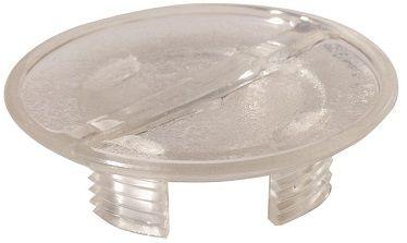 """Bazénová zátka podlahová transparentní 1 1/2"""", 0.03kg (308046) Hanscraft"""