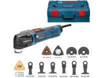 Multifunkční nářadí Bosch GOP 30-28 Professional + příslušenství v L-Boxxu