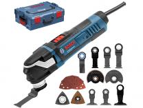 Multifunkční nářadí Bosch GOP 40-30 Professional + příslušenství v L-Boxxu