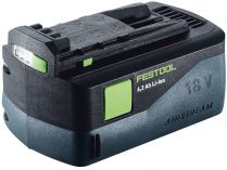 Akumulátor Festool BP 18 Li 6,2 AS - 18V/6.2Ah Li-ion, 0.7kg