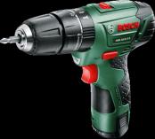 Bosch PSB 10,8 LI-2 holé nářadí, Aku vrtačka s příklepem