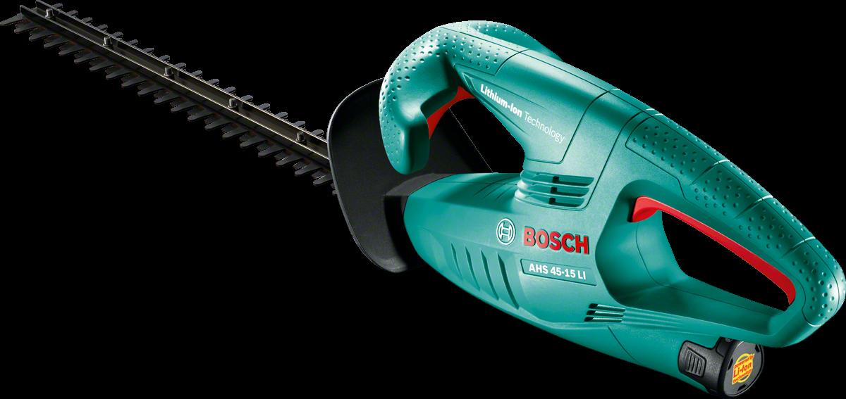 Bosch AHS 45-15 LI Aku nůžky na živý plot, bez aku