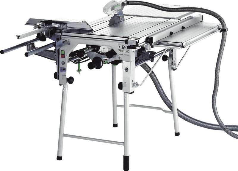 Festool PRECISIO CS 70 EB-Set stolní kotoučová pila