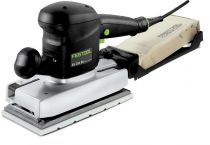 Vibrační bruska Festool RUTSCHER RS 200 EQ-Plus - 330W, 115x225mm, 2.5kg