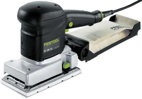 Festool RUTSCHER RS 300 EQ-Plus vibrační bruska