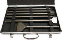 Makita D-40565 - 6 dílná sada sekáčů a špic SDS-MAX