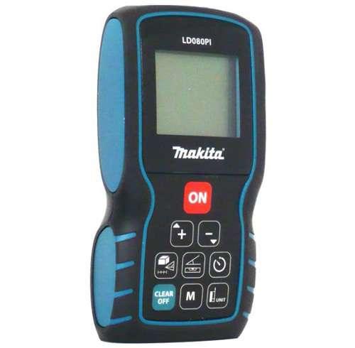Makita LD080Pi Laserový měřič vzdáleností