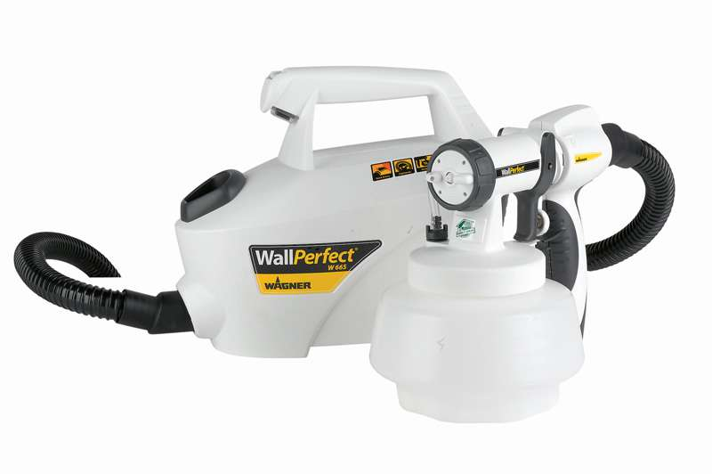 Wagner W 665 Wall Perfect set nástavec na lakování 800 ml