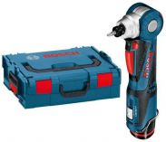Zobrazit detail - Bosch GWI 10,8 V-LI Professional - 2x 10,8V/2.0Ah Li-Ion; 13Nm; 1.1kg, úhlový aku šroubovák