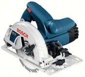 Kotoučová pila Bosch GKS 55 Professional, 1200W, 160mm, 3.5kg, mafl