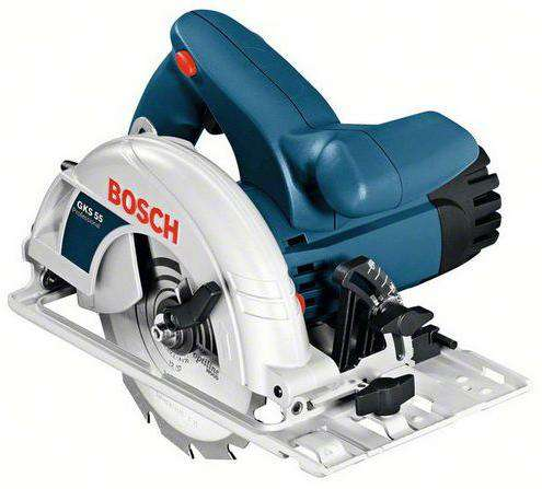 Bosch GKS 55 Professional Okružní pila Bosch PROFI