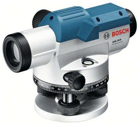 Bosch GOL 20 D Professional nivelační optický přístroj (0601068400) Bosch PROFI
