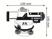 Bosch GOL 26 G Professional nivelační optický přístroj (0601068001) Bosch PROFI