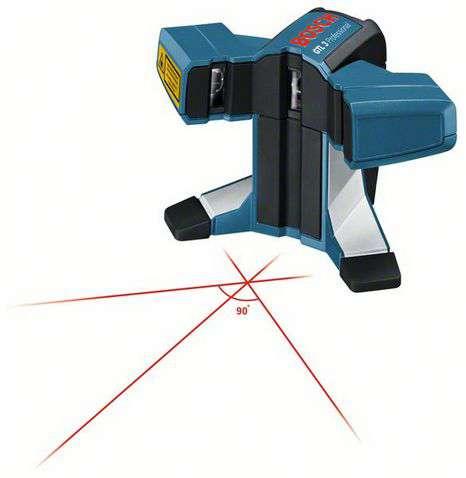 Bosch GTL 3 Professional, laser na obklady