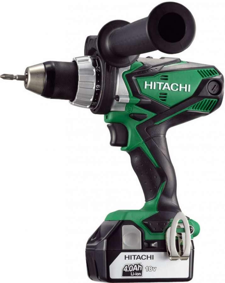 Hitachi DS18DSDLTW aku vrtačka