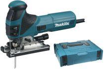 Makita 4351CTJ - 720W, 26mm, 135mm, 2.4kg, předkyv, Systainer MAKPEC, přímočará pila