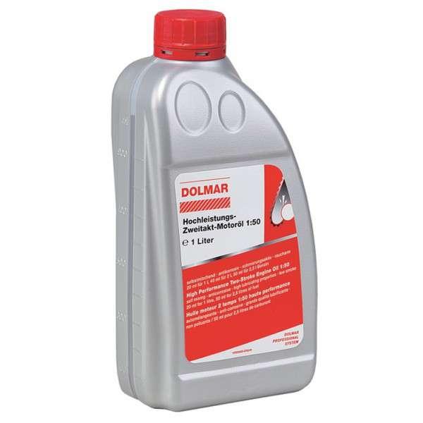 Dvoutaktní motorový olej Dolmar Professional 1L pro 2-takt 50:1