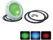Bazénové LED světlo hrncové HANSCRAFT LED 324 - 12V/24W, multicolor, 2.3kg