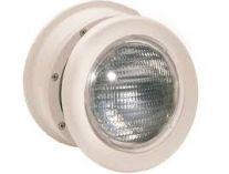 Bazénové světlo MTS 300W/12V pro beton, bílý ABS plast, 2kg