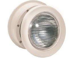 Bazénové světlo MTS 300W/12V pro beton, bílý ABS plast, 2kg (309091) Hanscraft