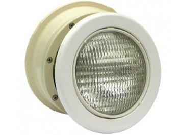 Bazénové světlo MTS podvodní 300W bílé - pro fólii - bílý ABS plast, 2kg (309096) Hanscraft
