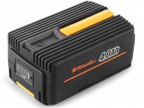 Akumulátor - baterie Riwall RAB 440 - 40V/4.0 Ah Li-ion