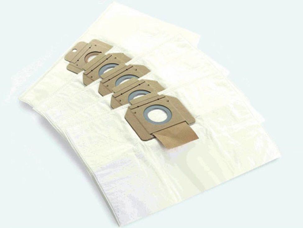 Lobster vliesové pytle - alternativní náhradní filtrační sáčky do vysavače Makita VC2010L, VC2012L, Narex VYS 20-01 - 5ks (440066)