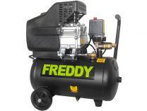 Olejový kompresor FREDDY FR001 - 8bar, 1.5kW, 180l/min, 24l