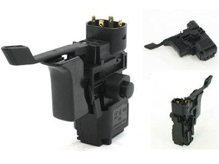 Originální vypínač - spínač Bosch pro pneumatické kladivo Bosch GBH 2-24 DSR, GBH 2-24 DFR, GBH 2 SR, GAH 500 DSR Professional (1617200077) Bosch Professional