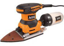 Zobrazit detail - AEG FDS 140 - 280W, 105x140mm, 1.5kg, delta bruska