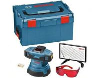 Podlahový čárový laser Bosch GSL 2 Professional, čárový podlahový laser