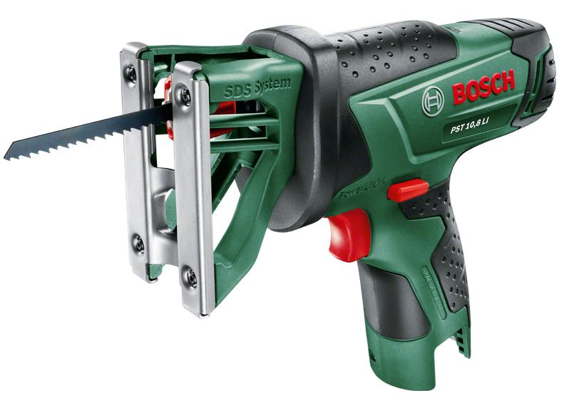 Bosch PST 10,8 LI aku multipilka Bosch HOBBY