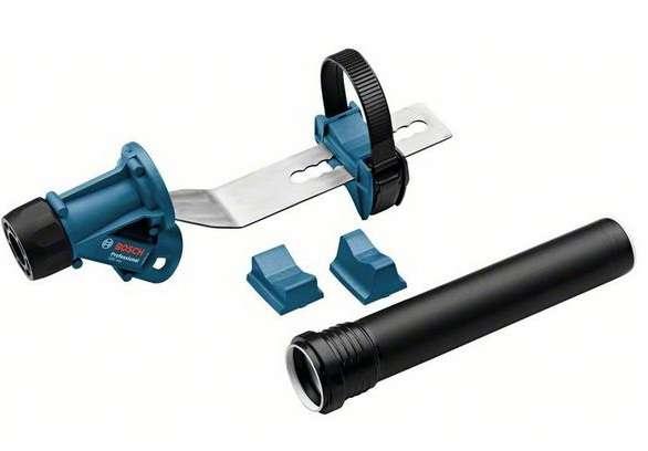 Lapač prachu při vrtání Bosch GDE max Professional pro GSH 5 CE, GSH 7 VC, GSH 11 VC, GBH 5-40 DCE, GBH 7-46 DE, GBH 8-45 DV, GBH 11 DE