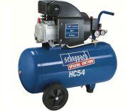 Olejový kompresor Scheppach HC 54 - 8bar, 220L/min, 50L, 31kg