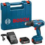 Bosch GSR 1440-LI Professional - 2x 14.4V/1.5Ah, aku vrtačka bez příklepu
