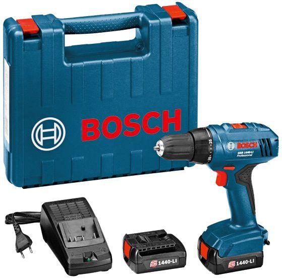 Bosch GSR 1440-LI Professional aku vrtačka bez příklepu