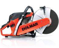 Zobrazit detail - Dolmar PC-6114 - 3.2kW, 60.7cm3, 350mm, 8.5kg, Benzin. pila na beton - rozbrušovačka