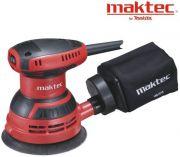 Excentrická bruska Maktec MT924 - 230W, 125mm, 1.2kg